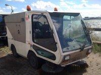 Подметальная машина HOFMANS 214